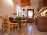 Apartmán 4 - kuchyňský kout - Přetín