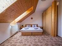 Apartmán 4 - ložnice - Přetín