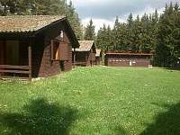 ubytování Chodová Planá v chatkách na horách