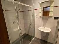 Koupelna - pronájem vily Mladotice - Malá Černá Hať