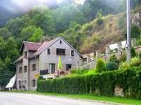 Penzion na horách - dovolená Vodní nádrž Stanovice rekreace Bečov nad Teplou