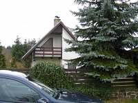 Chata v ráji houbařů Horní Kamenice