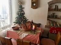 Vánoce na chatě