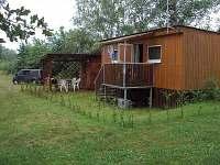 Chatky - ubytování v soukromí - dovolená v Západních Čechách
