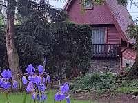 Chata k pronájmu - dovolená Doupovské hory rekreace Chyše
