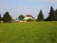 Dolní Žandov léto 2018 ubytování