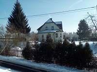 Zima jak má být - Dolní Žandov