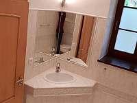 Koupelna ložnice v přízemí - Krásno - Dolní Hluboká