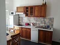 Kuchyň v Apart. 3 - Bečov nad Teplou
