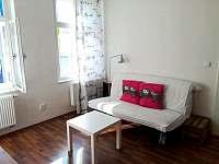 Obývací pokoj (Apartmán 3) - Bečov nad Teplou