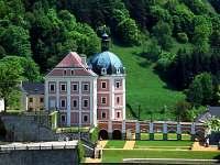 Zámek - apartmán k pronajmutí Bečov nad Teplou